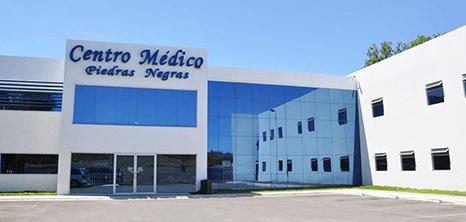 Bariatra clinica exterior Piedras Negras