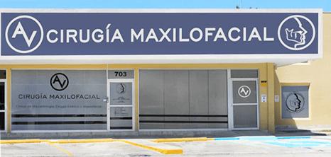 Maxilofacial clinica exterior Piedras Negras