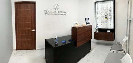 Oftalmologo clinica recepcion Queretaro