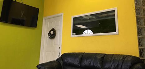Dentista clinica sala de exploracion Reynosa