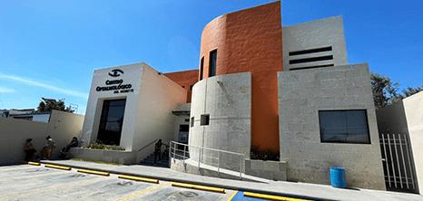 Oftalmologo clinica exterior Reynosa