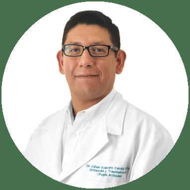 Ortopedista de Saltillo sonriendo