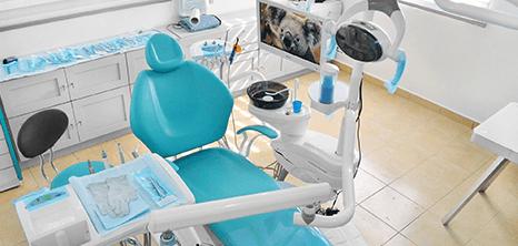 Dentista clinica sala de exploracion Los Cabos