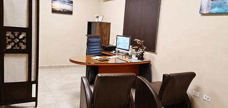 Urologia clinica recepcion Los Cabos