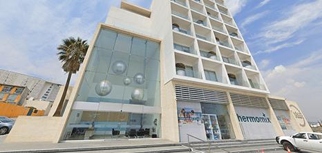 Oftalmologo clinica exterior San Luis Potosi