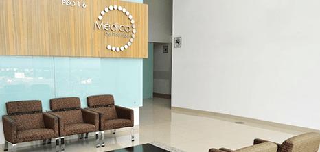 Oftalmologo clinica recepcion San Luis Potosi