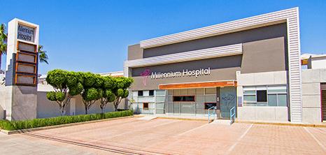 Cirugia Plastica clinica exterior Tijuana