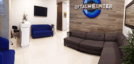 Oftalmologo clinica recepcion Tijuana