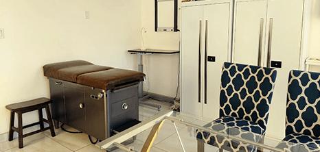 Ortopedia clinica sala de exploracion Tijuana
