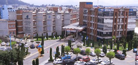 Bariatra clinica exterior Toluca