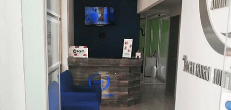 Dentista clinica sala de exploracion Toluca