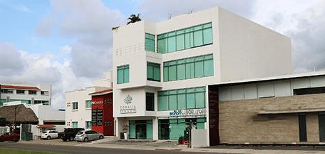 Dentista clinica exterior Vallarta
