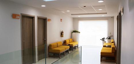 Dentista clinica sala de exploracion Vallarta