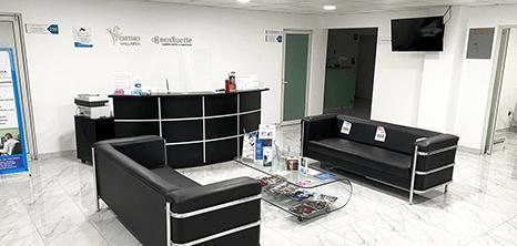 Rejuvenecimiento clinica recepcion Vallarta