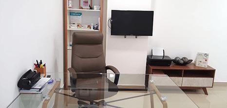 Urologia clinica recepcion Vallarta
